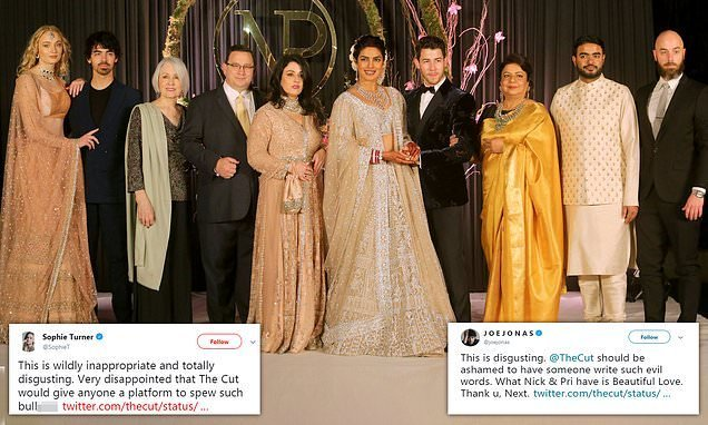 Twitter erupts in fury over The Cut article about Priyanka Chopra