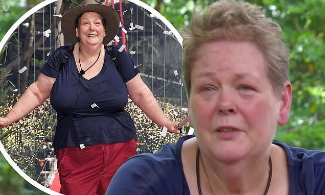 I'm A Celebrity: Anne Hegerty is the FIFTH campmate to be voted off