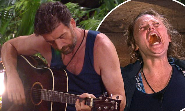 I'm A Celebrity: Viewers beg Nick Knowles 'to STOP singing'