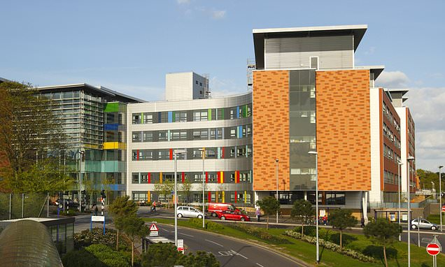 One third of staff at an NHS hospital claim they have been bullied