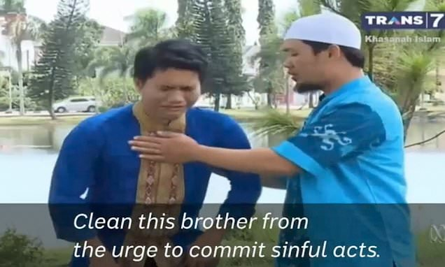 Televised exorcisms in Indonesia claim to cure homosexuality