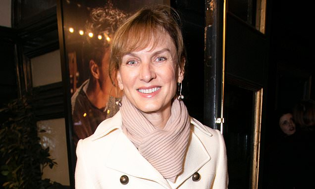 ANDREW PIERCE:Fiona Bruce set for a baptism of fire on Question Time