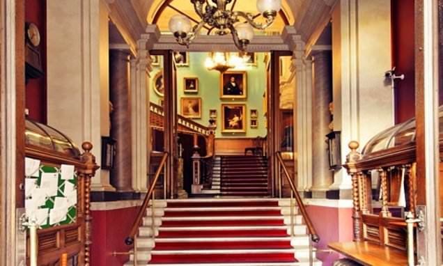 TALK OF THE TOWN: Garrick Club set to end 187-year ban on women