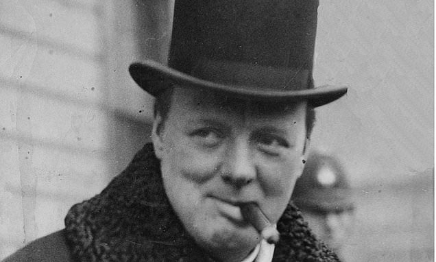 Winston Churchill had a plan, writes SIR ANTHONY SELDON
