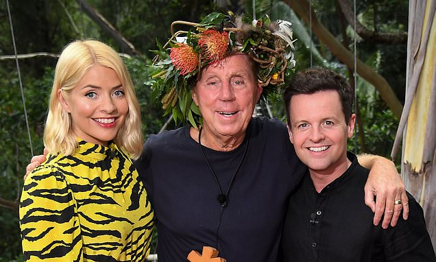 I'm A Celeb's latest series is the highest rated EVER in its history