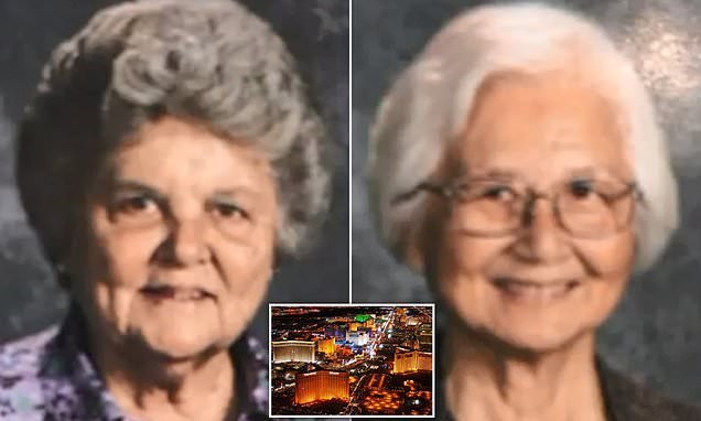 Two nuns who stole $500,000 from a school went gambling in Las Vegas