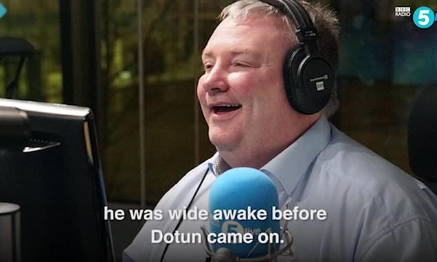 Caller falls ASLEEP on BBC 5 Live phone-in show