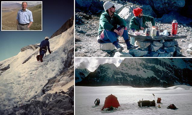 Bodies of Icelandic climbers found 30 years after they went missing