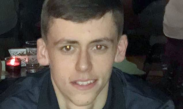 Pictured: Man, 18, who was found brutally stabbed to death in London