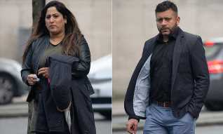 Wife tried to pay her husband's rape accuser £3,000 in hush money