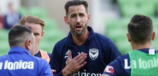 Valeri wants more desperation from Victory