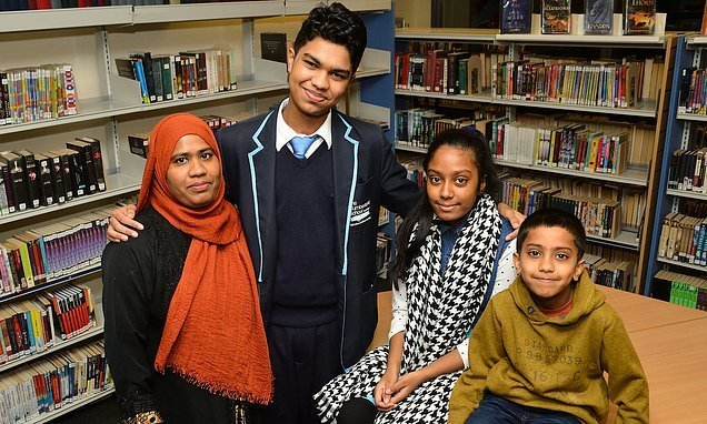 Boy who fled civil unrest in Bangladesh gets a place at Eton