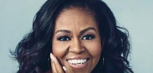 Michelle Obama's memoirs Becoming tops Christmas book chart