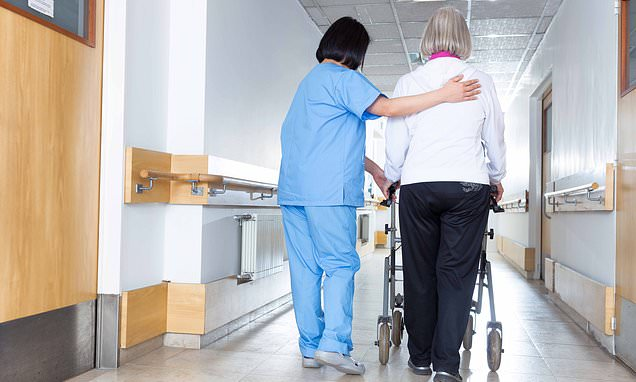 Stressed NHS nurses took more than one MILLION days off sick last year