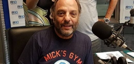 Argentinian radio shock jock to co-host his chat show with feminists