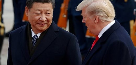 China offers to work with U.S. through the 'storms' of trade war