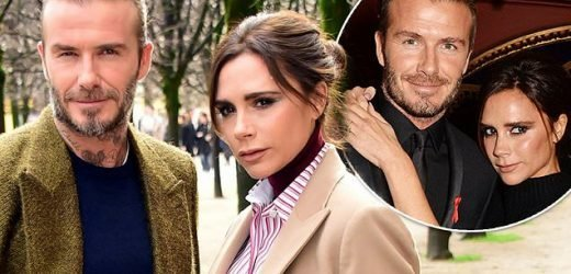 David and Victoria Beckham 'will throw £30,000 New Year's Eve party'