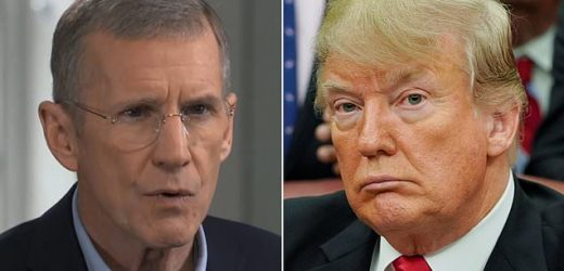 Trump is immoral and a liar, says retired Gen. Stanley McChrystal