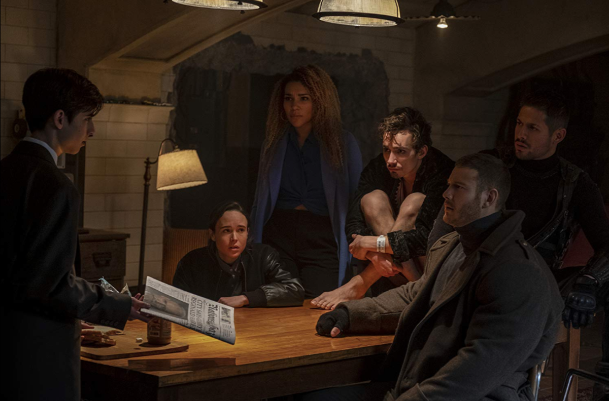 Netflix's First 'The Umbrella Academy' Trailer Is An Action-Packed Treat