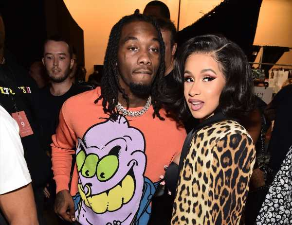 Cardi B & Offset Were Just Spotted Together A Few Weeks After Announcing Their Split