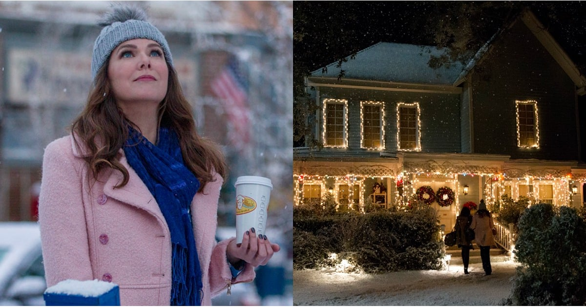 Um, LISTEN UP, Gilmore Girls Fans — You Can Have Holiday Lunch at Lorelai's House!