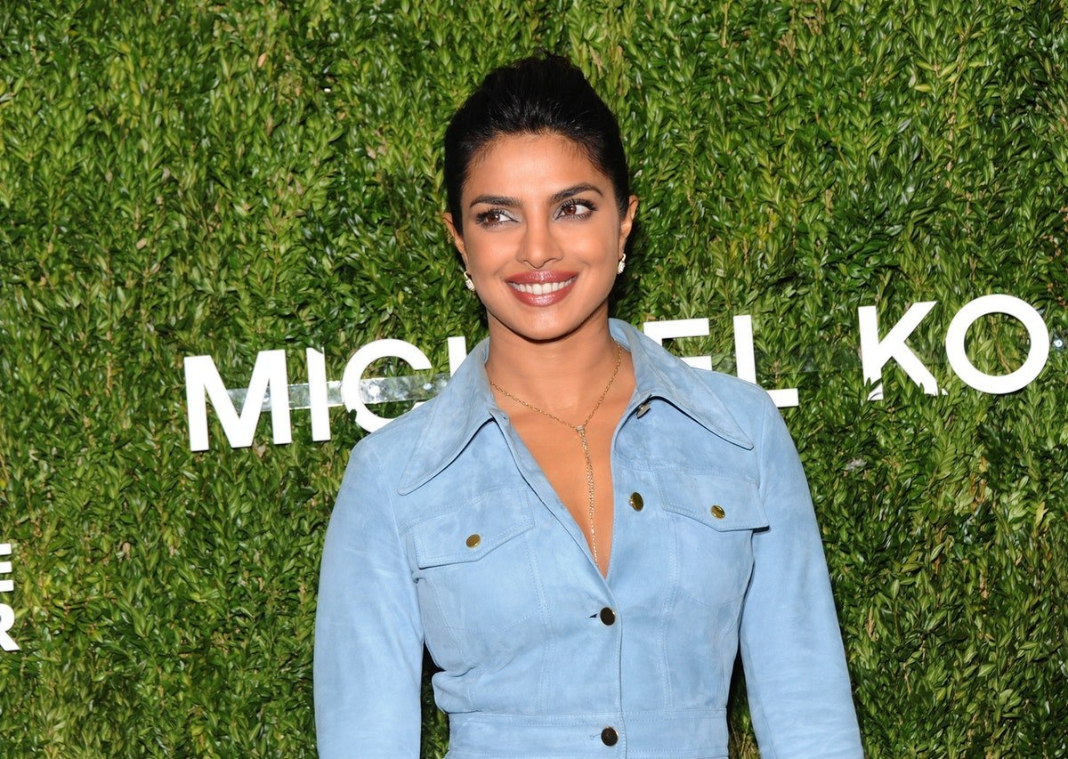 Priyanka Chopra Is The First Indian Woman To Cover American 'Vogue' In Its 126 Year History