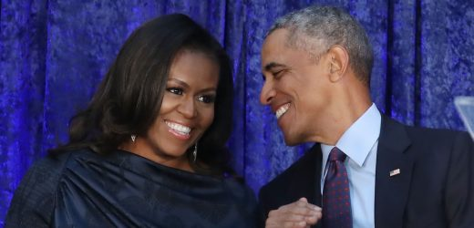 Barack Obama Gave Michelle the Sweetest Shout-Out When Announcing His Favorite Books of 2018