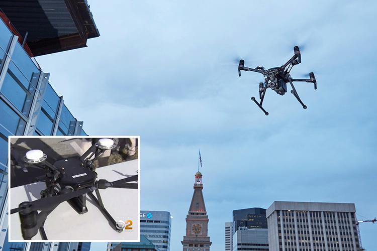 NYPD launch drone unit to monitor people and traffic… but insists they're not for spying
