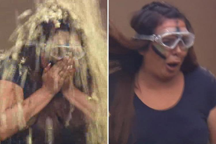 I'm A Celebrity's Scarlett Moffatt screams with terror as she gets covered in bugs for first Bushtucker Trial in two years