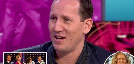 Brendan Cole says Strictly judges have 'made a mockery of the show' and defends Ashley Roberts