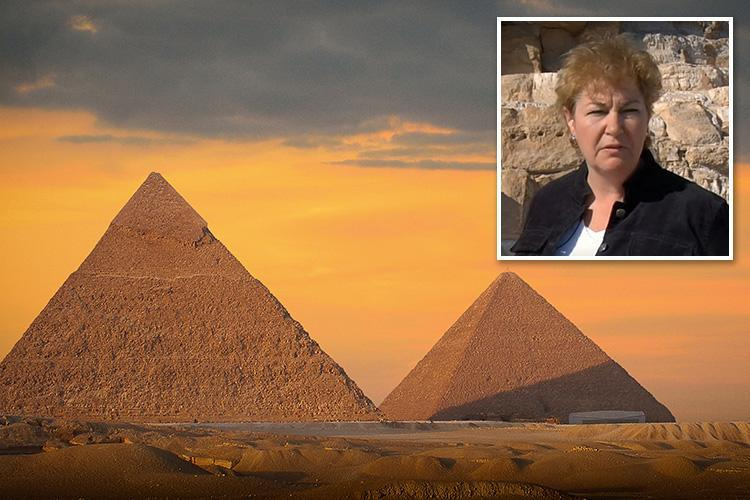 Egypt's Great Pyramid of Giza was 'energy machine' – shock claims revealed in Netflix documentary