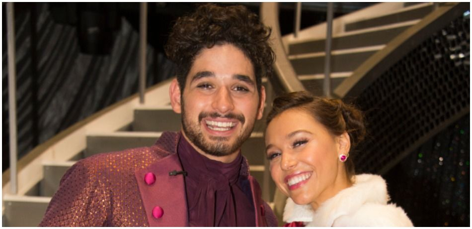'Dancing With The Stars' Alexis Ren & Alan Bersten End Their Choreographed Showmance