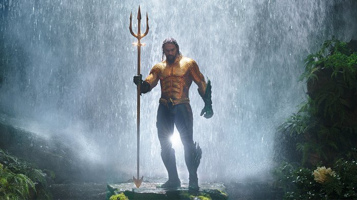 'Aquaman' Crowned With Extended China Release