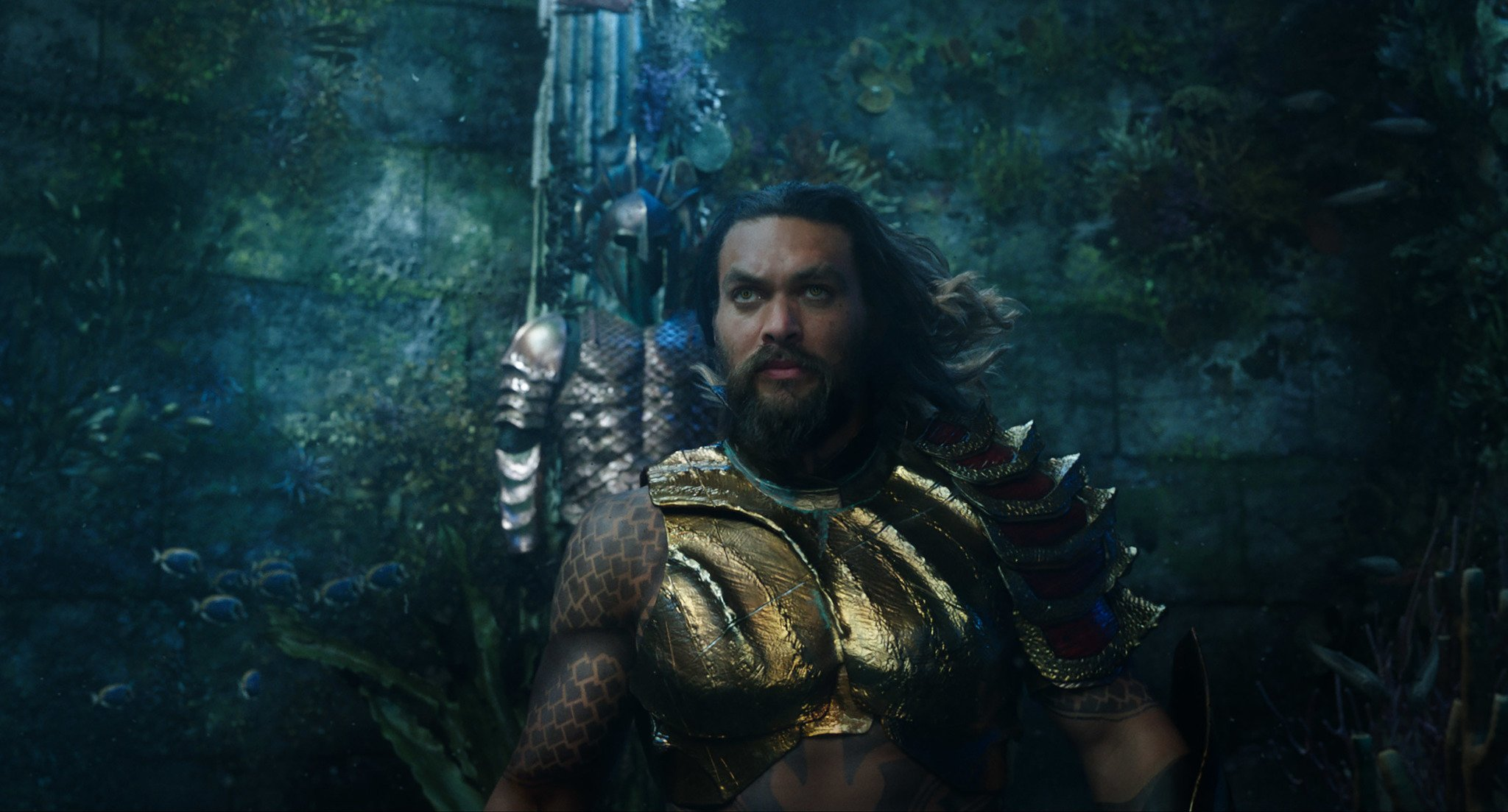 'Aquaman' Review: James Wan Can't Salvage a Wannabe 'Thor' Movie