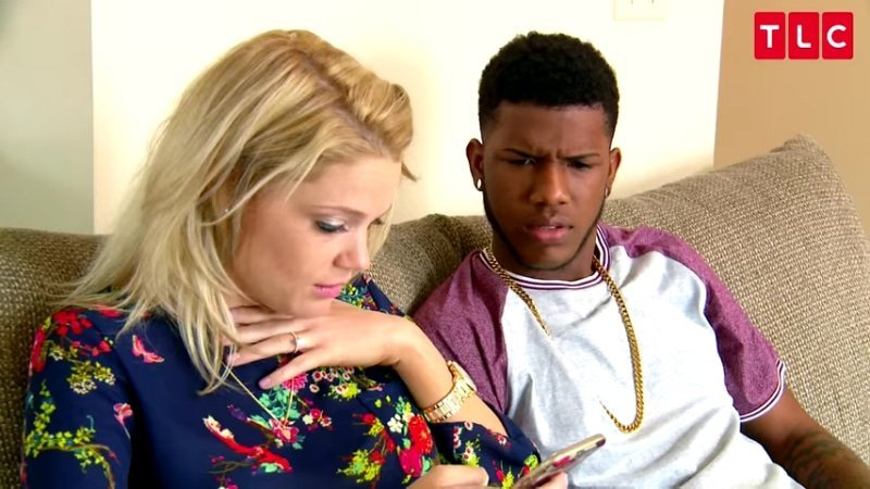 Ashley Martson and Jay Smith's wedding website: 90 Day Fiance couple finds racist messages