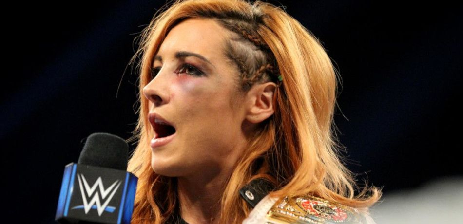 Becky Lynch Responds To Whether She's Cleared For 'TLC' Or Not
