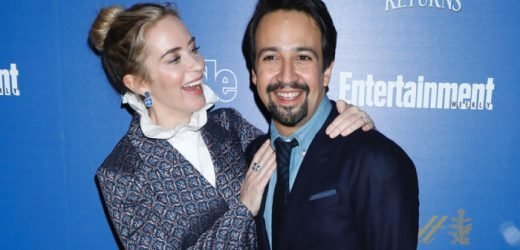 Lin-Manuel Miranda Hopes 'Mary Poppins Returns' DVD Will Include Song Cut From the Movie