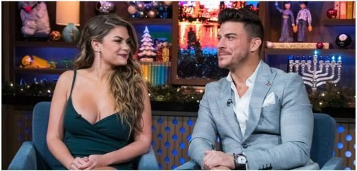 Brittany Cartwright & Jax Taylor Go Food And Cake Tasting For Their Wedding At Kentucky Castle