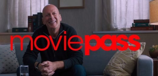 MoviePass Still Exists, Signs Three Picture Deal With Bruce Willis
