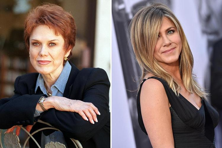 Jennifer Aniston reveals pain of not being the 'model child' as she breaks silence over bitter feud with mum Nancy Dow