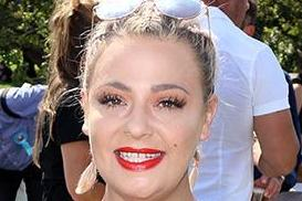 Lisa Armstrong reveals she's lost for words after being axed from Britain's Got Talent to make way for Ant's return