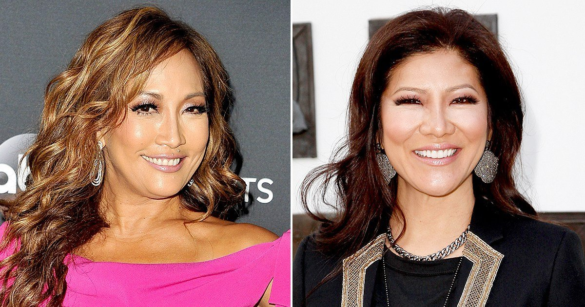 Carrie Ann Inaba Replaces Julie Chen on 'The Talk'