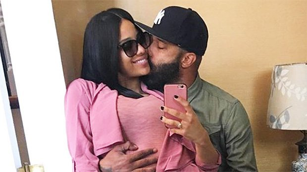 Cyn Santana Is All Smiles While Proudly Showing Off Engagement Ring From Joe Budden — Watch