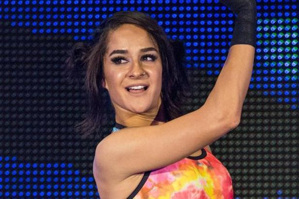 WWE star Dakota Kai rushed backstage for medical attention after injuring knee during NXT match