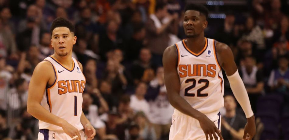 NBA Rumors: DeAndre Ayton Addresses The Issue Between Him And Devin Booker