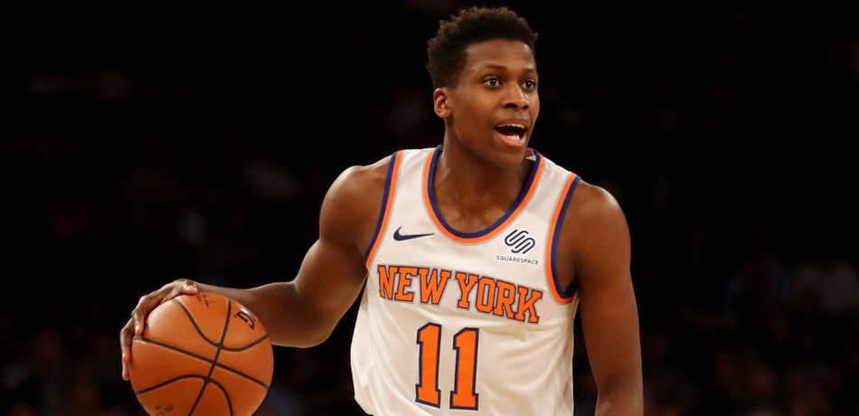 NBA Rumors: Frank Ntilikina To Magic, Courtney Lee To Rockets In Suggested 3-Team Deal, Per 'Bleacher Report'