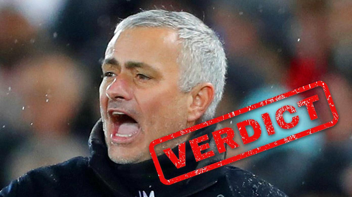 Manchester United verdict: Jose Mourinho used to be able to park the bus… but the brakes have been left on and he needs to look at himself instead of trying to blame others after Liverpool defeat