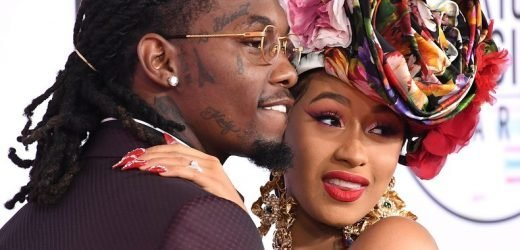 Cardi B and Offset Reportedly Spending Christmas Together in Puerto Rico