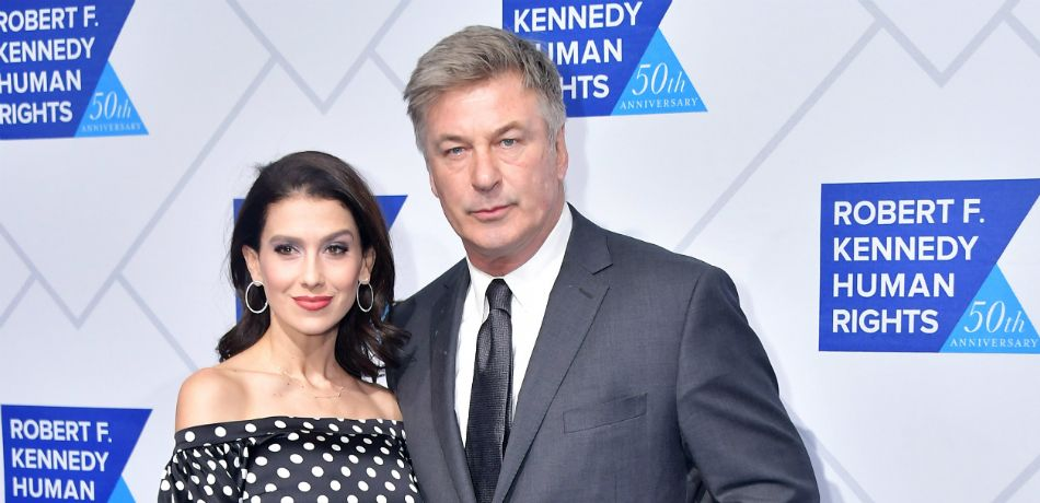 Alec & Hilaria Baldwin's Four Kids Preciously Lay Underneath The Tree On Christmas Eve