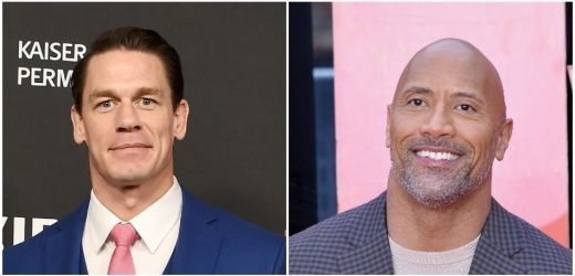 John Cena Apologizes For His Comments On The Rock's Acting Career